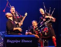 Bagpipe Dance