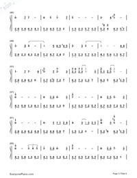 Li Xianglan-Numbered-Musical-Notation-Preview-3