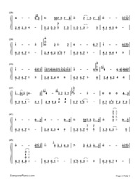 Tears-Numbered-Musical-Notation-Preview-2