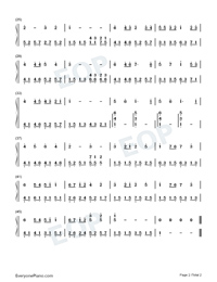 Still Think You Are the Best-Numbered-Musical-Notation-Preview-2
