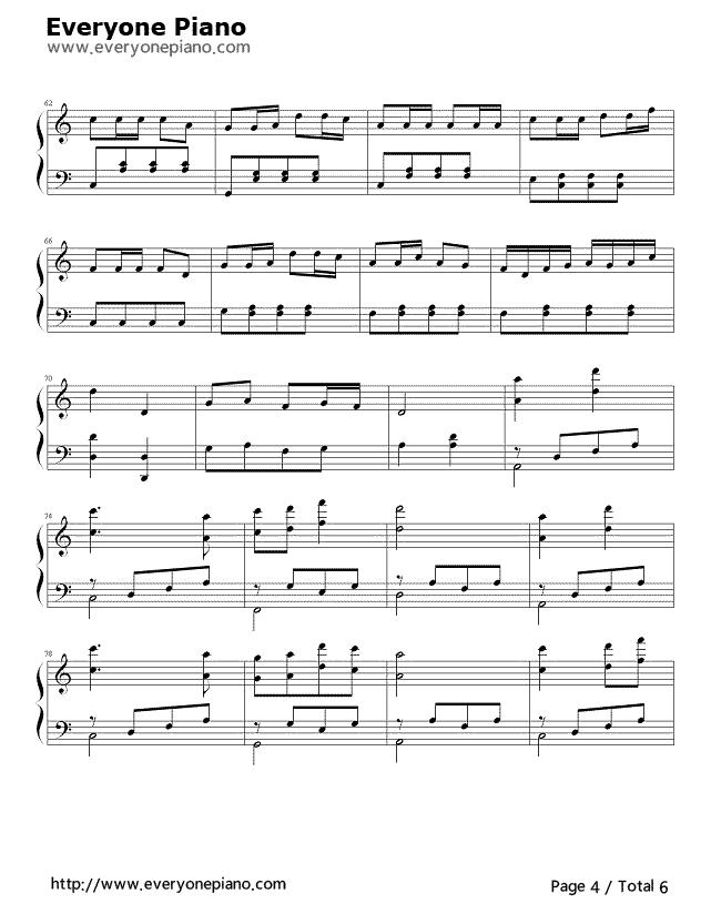Horse Racing Free Piano Sheet Music & Piano Chords