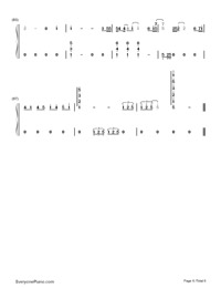 Yuki No Hana-Numbered-Musical-Notation-Preview-6