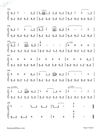 Lost Warmth-Numbered-Musical-Notation-Preview-4
