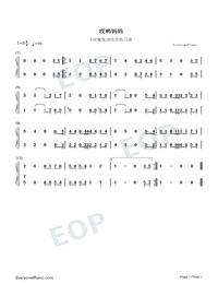 Ayo Mama Eop Demon Training Camp Free Piano Sheet Music Piano Chords