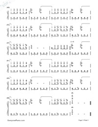 Murmures-Numbered-Musical-Notation-Preview-3