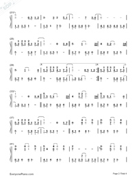 Annie's Wonderland-Numbered-Musical-Notation-Preview-2