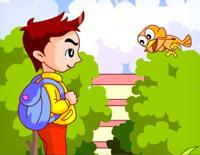 Going To School Song-Duan Fupei