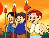 The Communist Children's Troupe Song