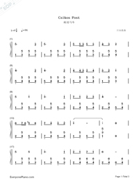 Csikos Post-Numbered-Musical-Notation-Preview-1