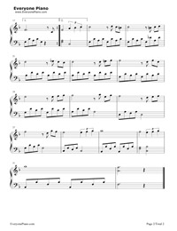 My Way Frank Sinatra Free Piano Sheet Music Piano Chords