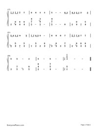 As Time Goes By-Numbered-Musical-Notation-Preview-2
