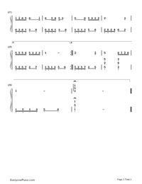 The Little Poplar Tree-Yan Weiwen-Numbered-Musical-Notation-Preview-2