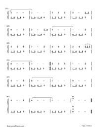 The Deep Love Friendship Is Long-Numbered-Musical-Notation-Preview-2