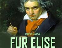 Für Elise For Elise Ludwig Van Beethoven Free Piano Sheet