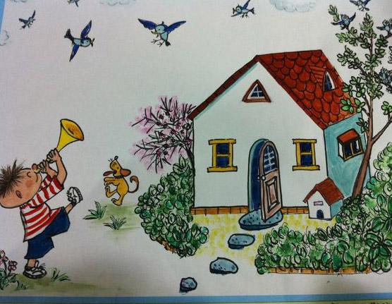 埴生の宿-Home Sweet Home