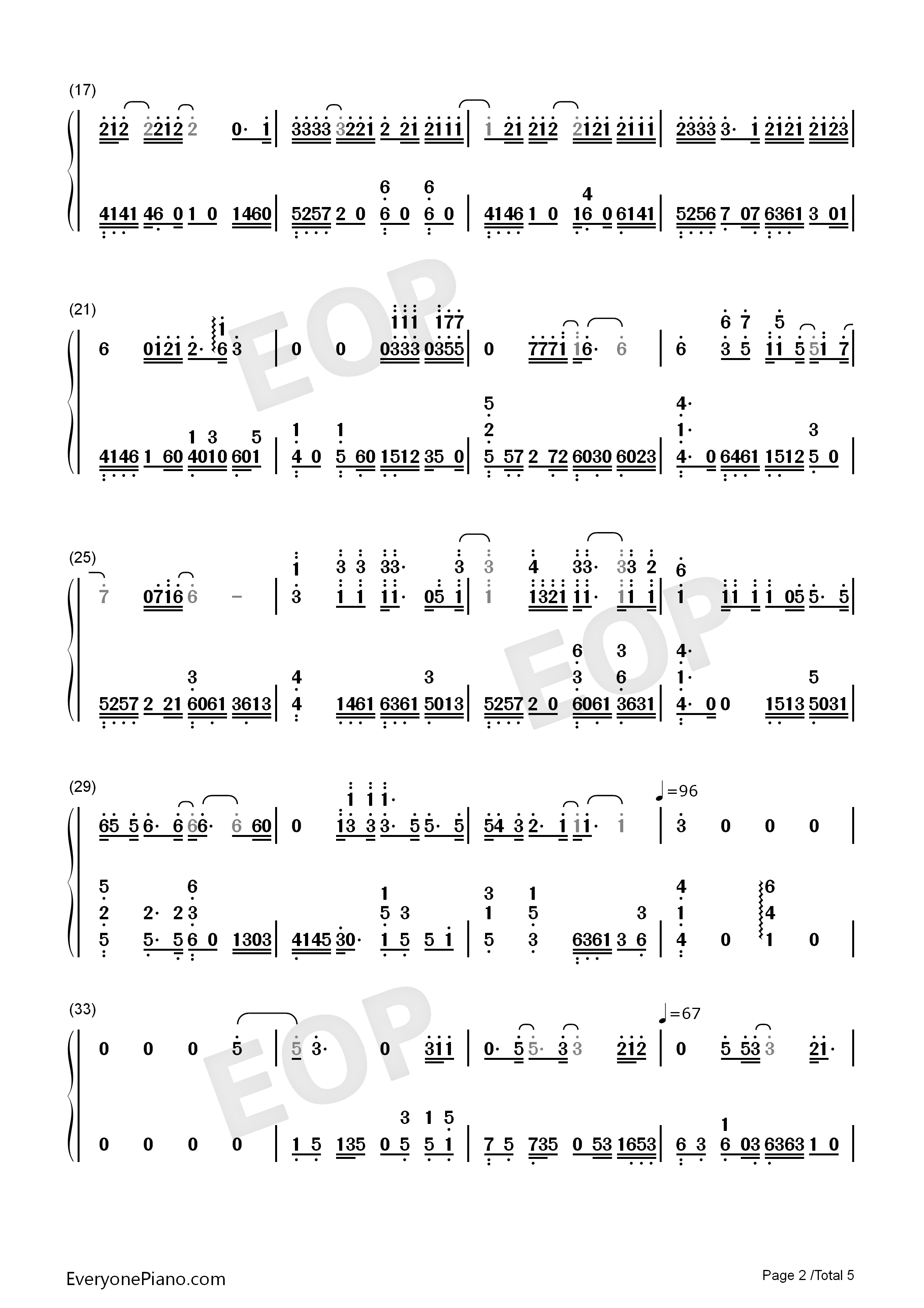 Someone like you adele numbered musical notation preview 2 free listen now print sheet someone like you adele numbered musical notation preview 2 hexwebz Image collections
