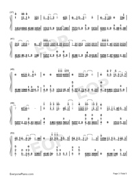 Someone Like You Adele Free Piano Sheet Music Piano Chords