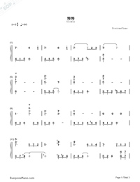 Slowly-Numbered-Musical-Notation-Preview-1