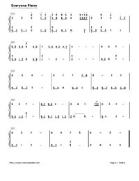 2nd life-Numbered-Musical-Notation-Preview-4