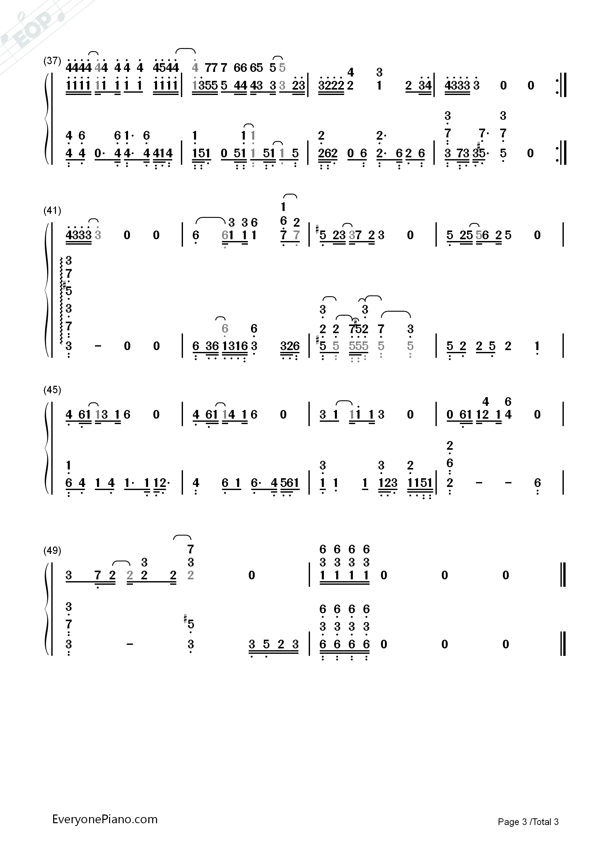 Hotel california the eagles numbered musical notation preview 3 listen now print sheet hotel california the eagles numbered musical notation preview 3 hexwebz Images