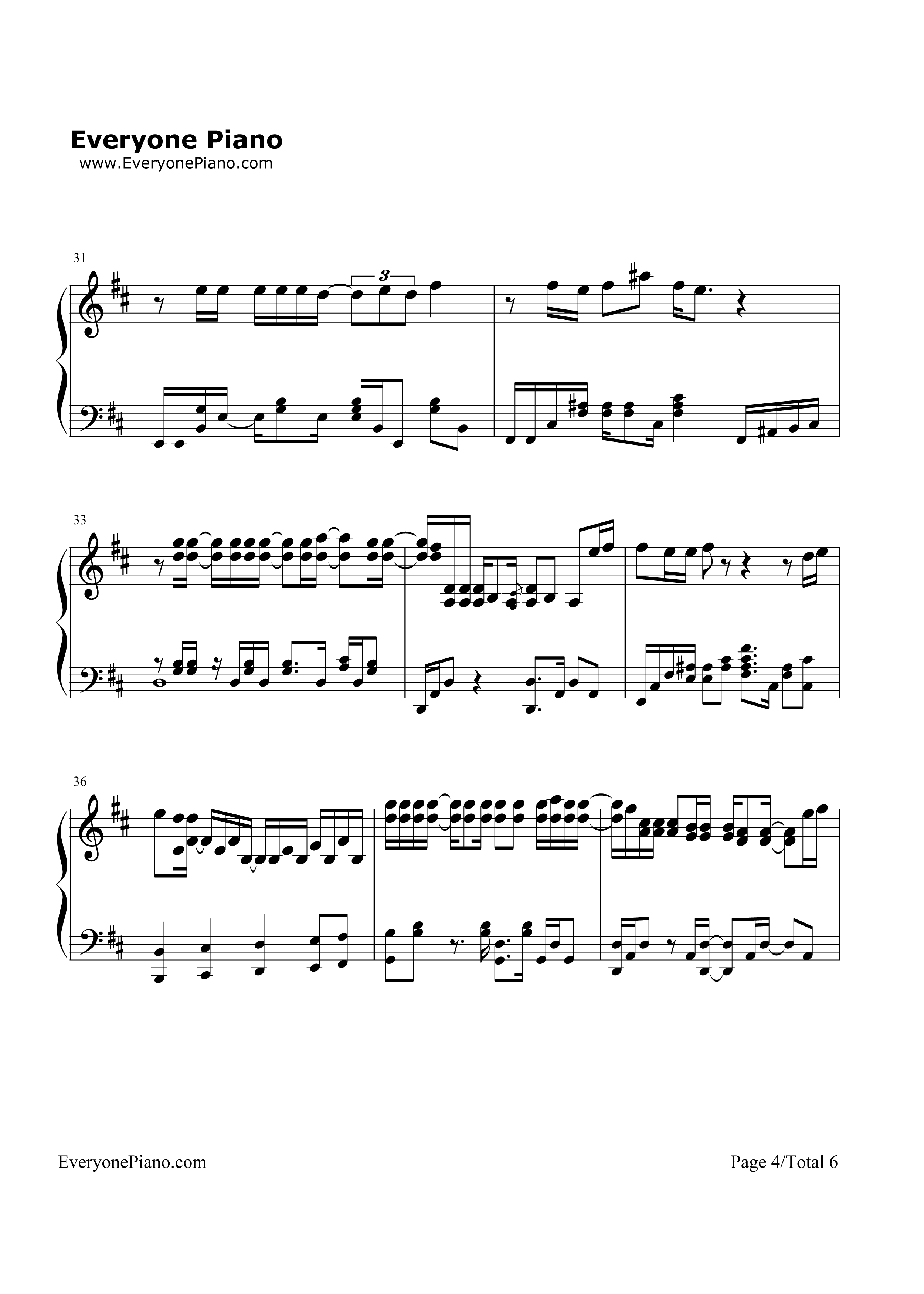 Hotel california the eagles stave preview 4 free piano sheet listen now print sheet hotel california the eagles stave preview 4 hexwebz Images