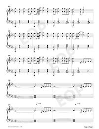 Baby-Justin Bieber Free Piano Sheet Music & Piano Chords
