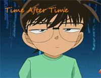 《名偵探柯南―迷宮的十字路口》主題曲-Time after time