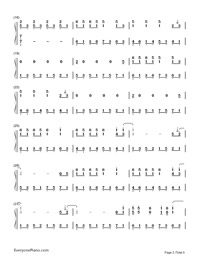 Apologize-OneRepublic-Numbered-Musical-Notation-Preview-2