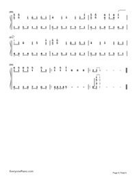 Apologize-OneRepublic-Numbered-Musical-Notation-Preview-6