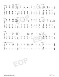 how to play viva la vida on piano letters
