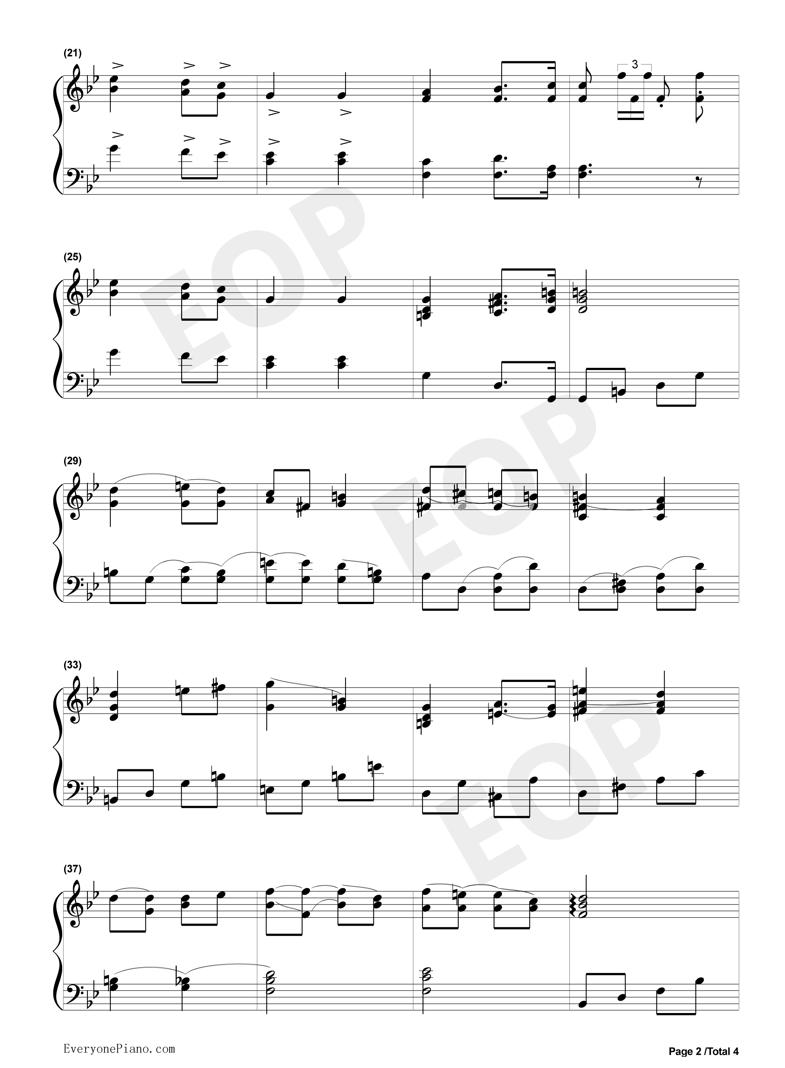 Wedding march richard wagner stave preview 2 free piano sheet listen now print sheet wedding march richard wagner stave preview 2 hexwebz Image collections