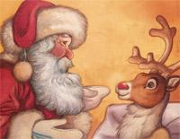 赤鼻のトナカイ-クリスマスソング