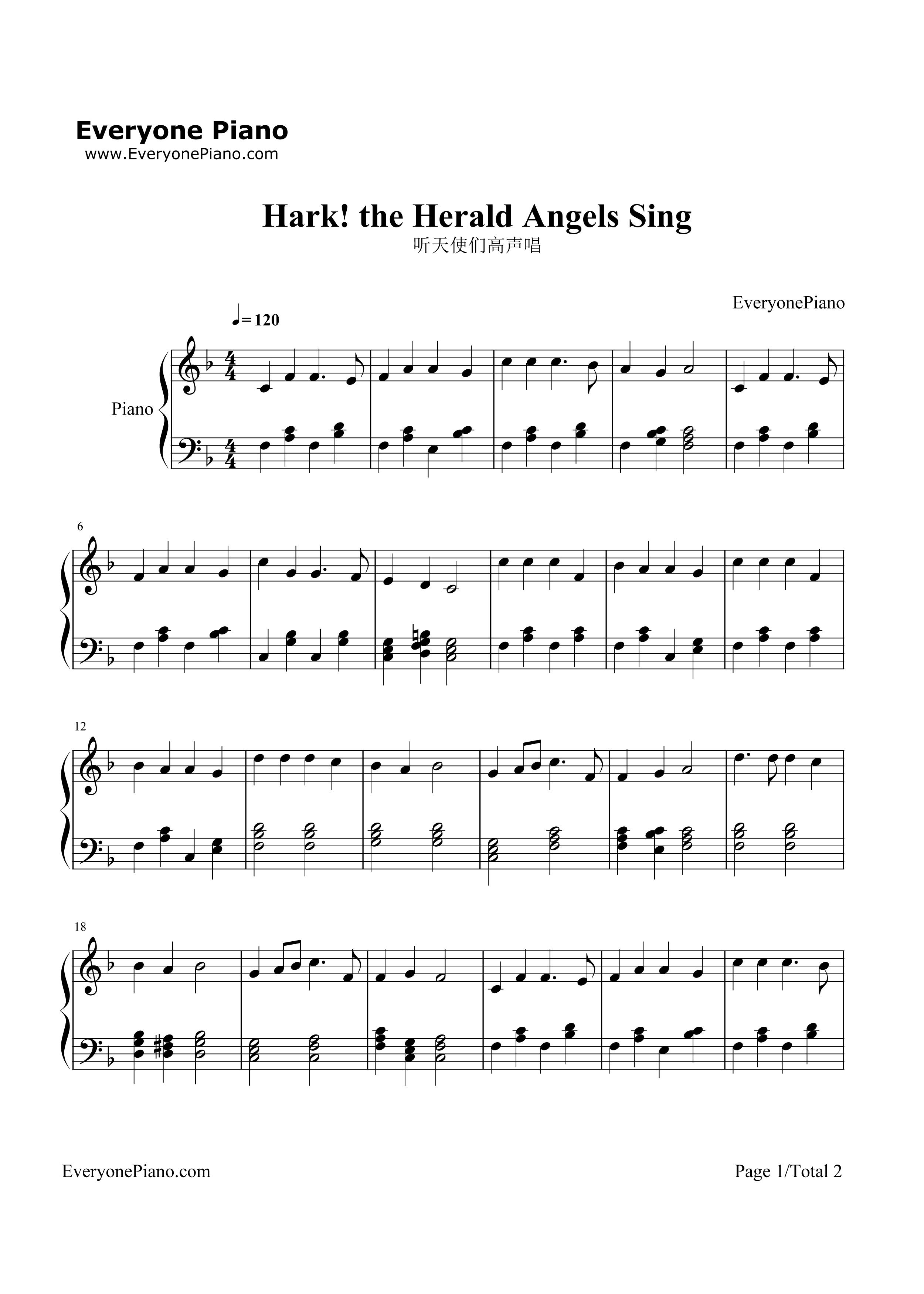 christmas song hark hear the bells
