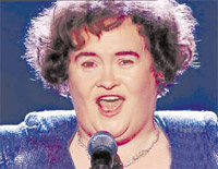 Away In A Manger-Susan Boyle-Christmas Song