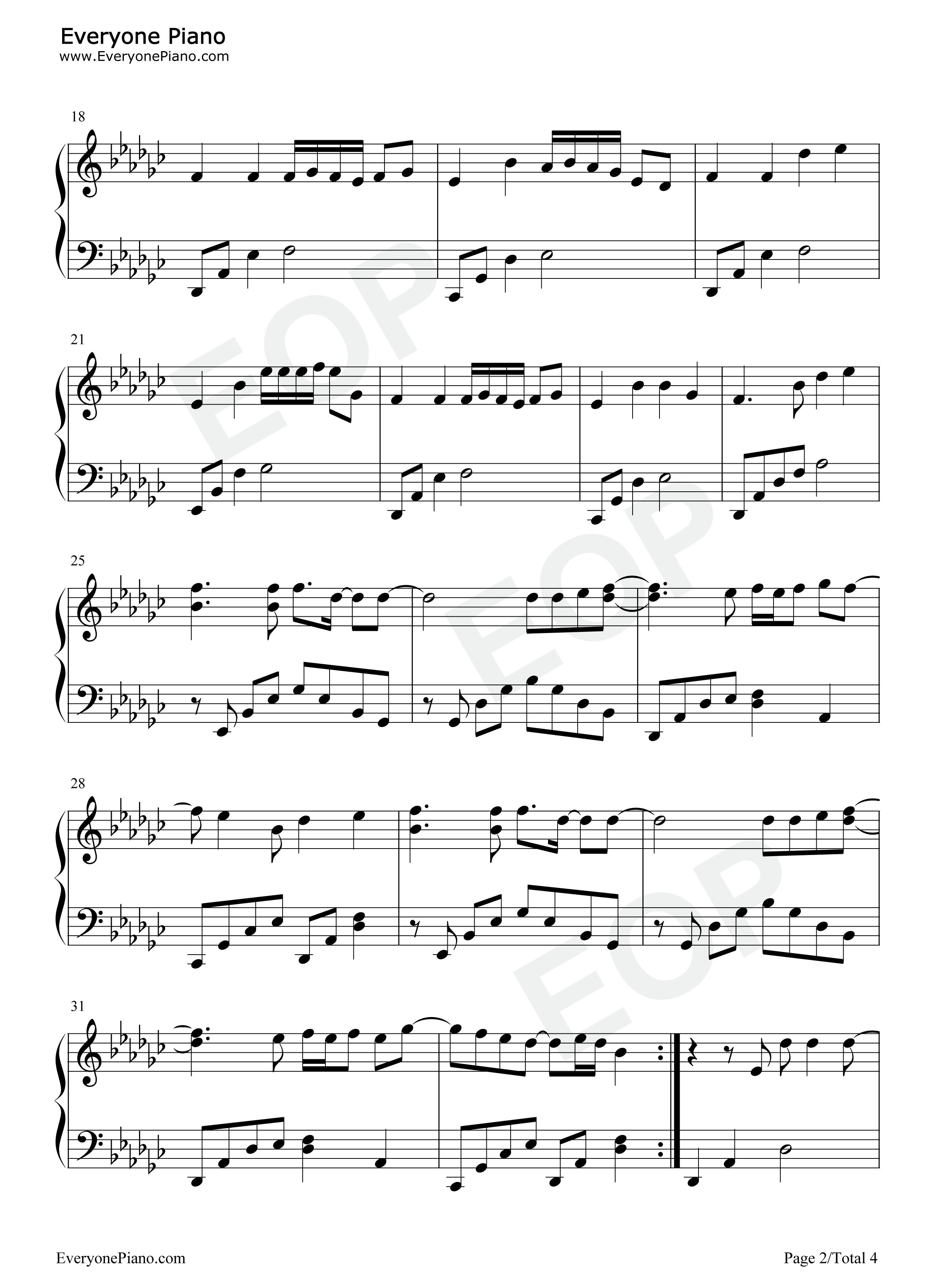 linkin park sheet music pdf