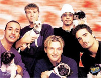 Shape of My Heart-Backstreet Boys