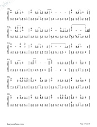 Give Me the Time of a Song Free Piano Sheet Music & Piano Chords