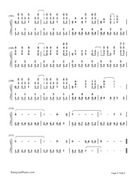 Monster-Big Bang-Numbered-Musical-Notation-Preview-6
