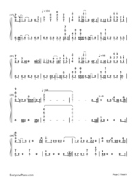 Bird's Poem-Tori no Uta-Numbered-Musical-Notation-Preview-2