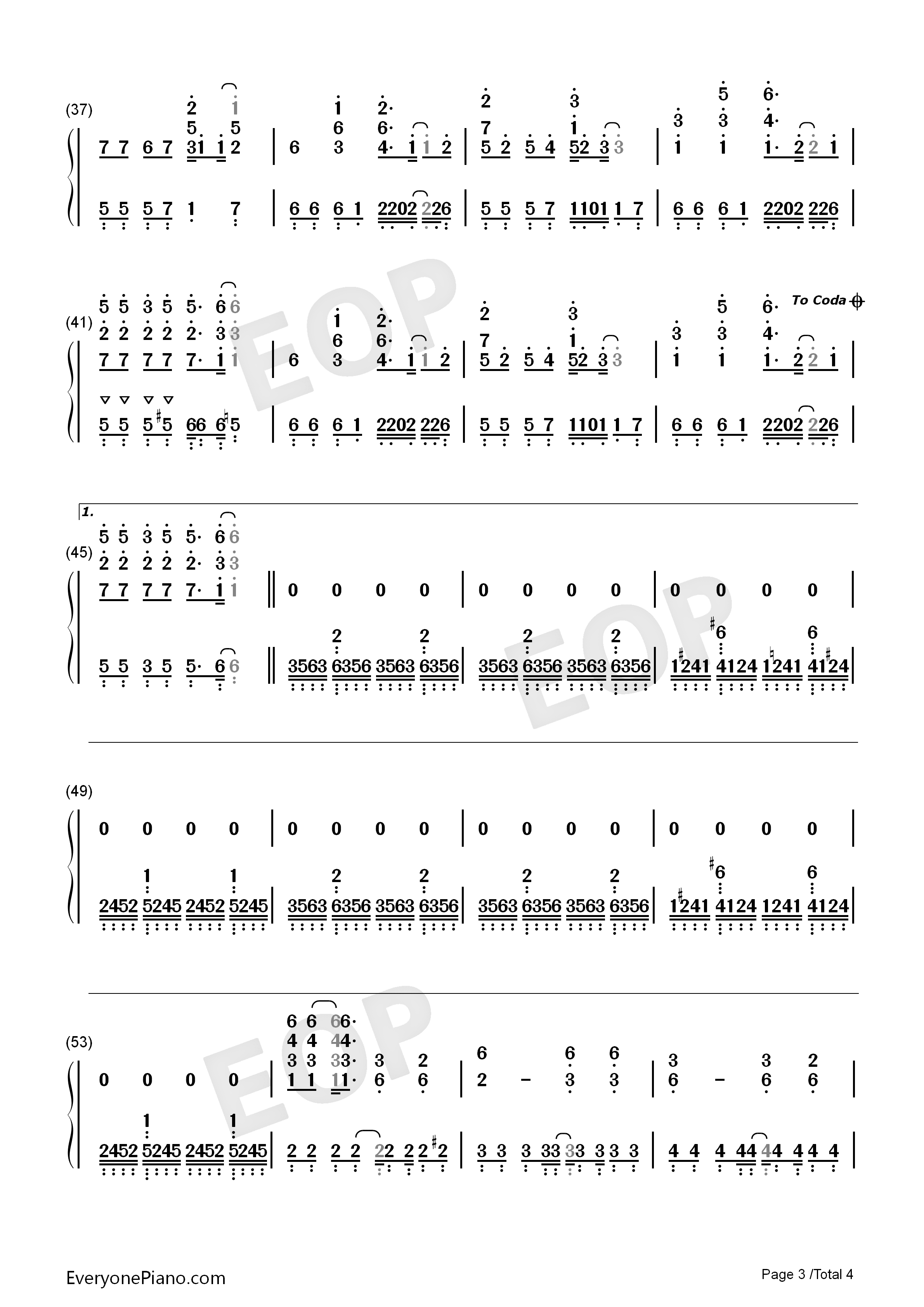 Misc Soundtrack - Evangelion - Cruel Angels Thesis Chords & Tabs