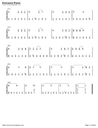 May Blossom-Numbered-Musical-Notation-Preview-4