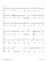Only Have Feelings For You-Numbered-Musical-Notation-Preview-2