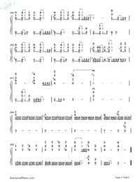 Gate of Steiner-Steins;Gate-Numbered-Musical-Notation-Preview-5