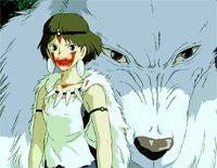 Princess Mononoke Ending Theme