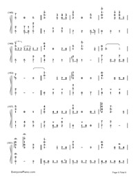 Summer of Farewells-Numbered-Musical-Notation-Preview-8