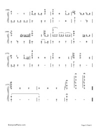 Summer of Farewells-Numbered-Musical-Notation-Preview-9