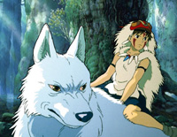 Princess Mononoke Theme Song