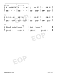 Opera Highlights-Numbered-Musical-Notation-Preview-2