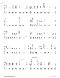 Nostalgia-Numbered-Musical-Notation-Preview-2