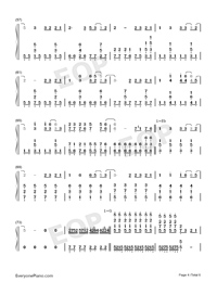Running-Numbered-Musical-Notation-Preview-4